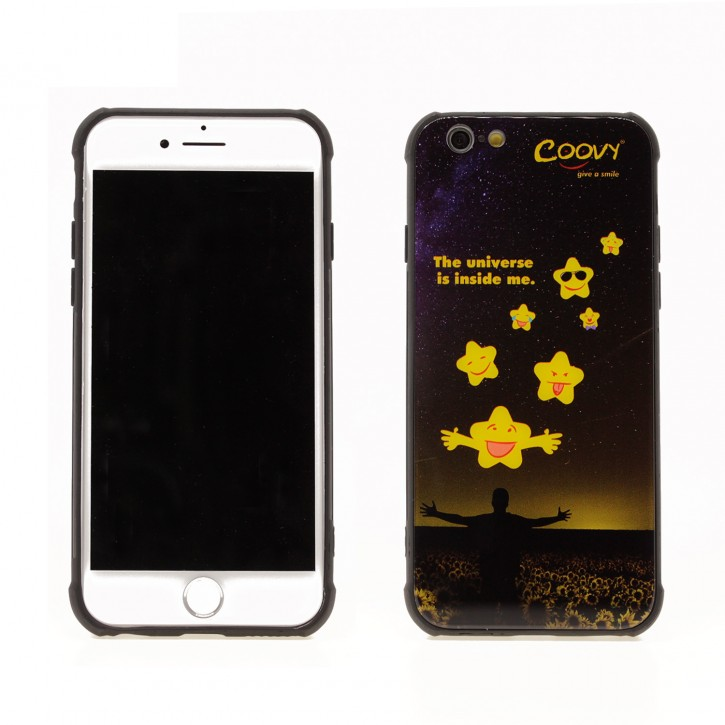 COOVY® Cover für Apple iPhone 6 / 6s