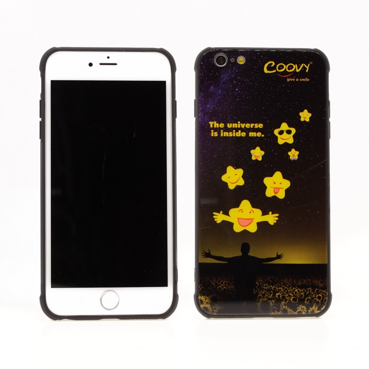COOVY® Cover für Apple iPhone 6 + plus