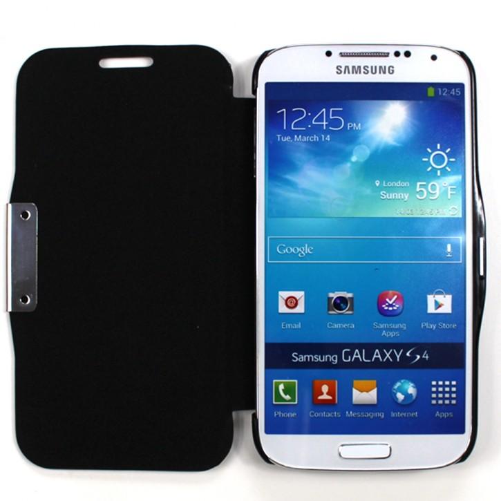 HARDCASE TASCHE für Samsung Galaxy S4 GT-i9500 GT-i9505 GT-i9506 TOP QUALITÄT! COVER CASE HÜLLE TASCHE ETUI
