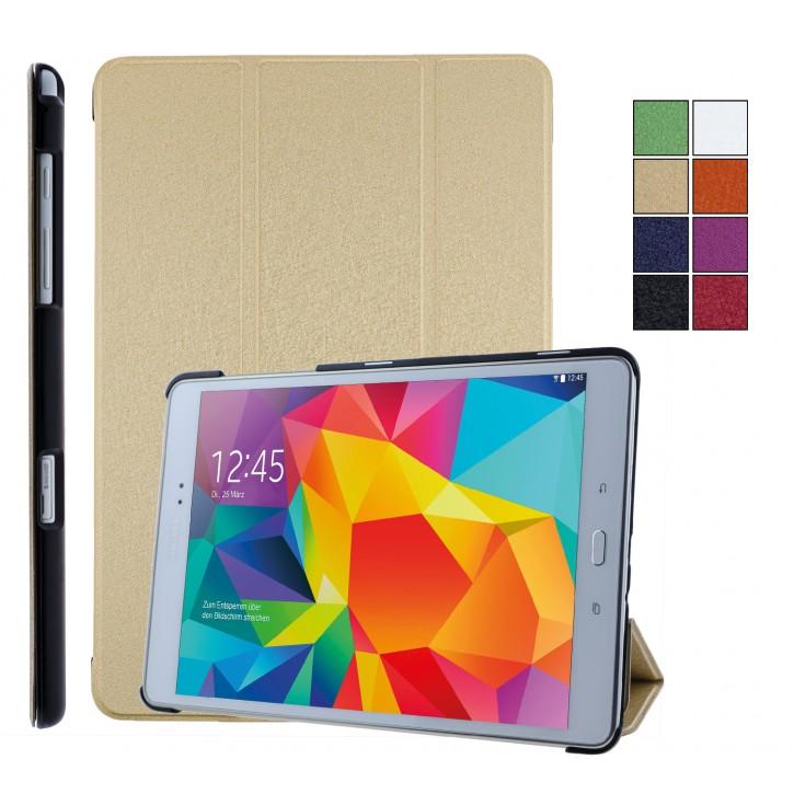 COOVY® Ultra Slim Cover für Samsung Galaxy Tab A 9.7 SM-T550 SM-T555 SM-P550 SM-P555 Smart Schutzhülle Case Hülle mit Standfunktion und Auto Sleep/Wake up |