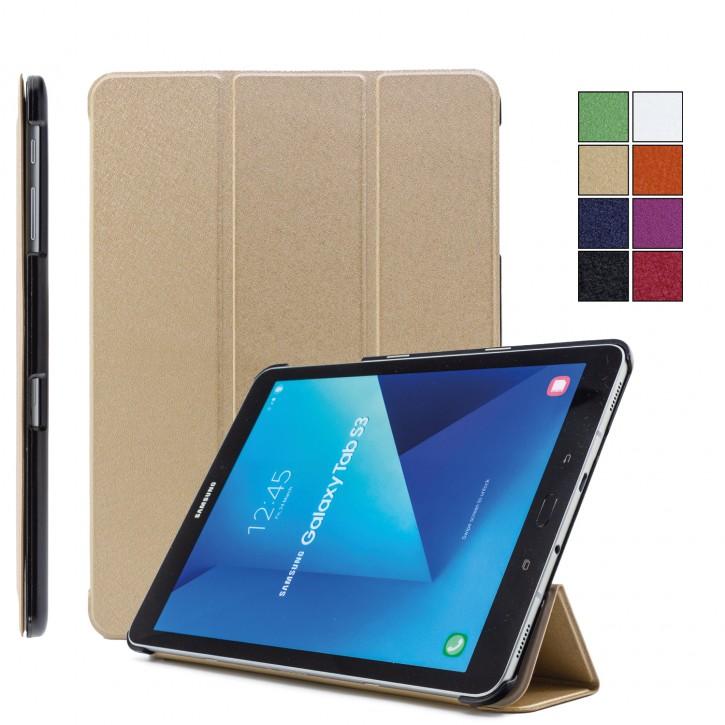COOVY® Ultra Slim Cover für Samsung Galaxy Tab S2 9.7 SM-T810 SM-T813 SM-T815 SM-T819 Smart Schutzhülle Case Hülle mit Standfunktion und Auto Sleep/Wake up |