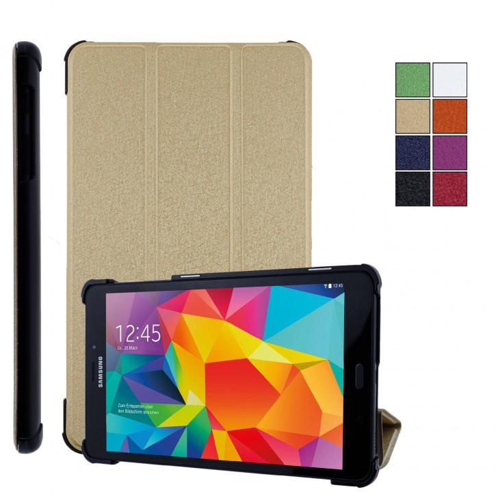 COOVY® Ultra Slim Cover für Samsung TAB A 8.0 (Model 2017) SM-T380 SM-T385 Smart Schutzhülle Case Hülle mit Standfunktion und Auto Sleep/Wake up |