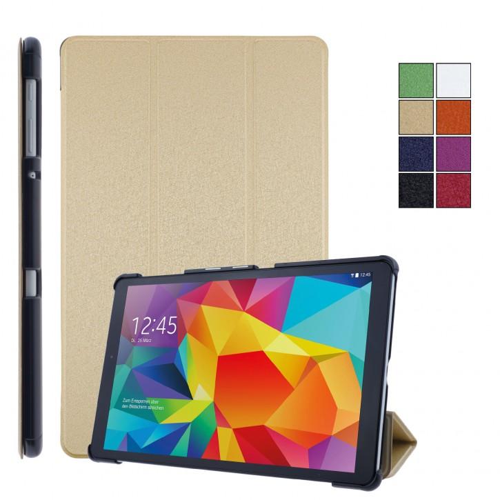 COOVY® Ultra Slim Cover für Samsung Galaxy TAB A 10.5 SM-T590 SM-T595 Smart Schutzhülle Case Hülle mit Standfunktion und Auto Sleep/Wake up |