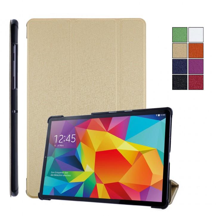 COOVY® Ultra Slim Cover für Samsung Galaxy TAB S6 10.5 SM-T860 SM-T865 Smart Schutzhülle Case Hülle mit Standfunktion und Auto Sleep/Wake up |