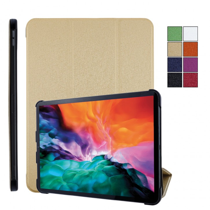 COOVY® Ultra Slim Cover für Apple iPad pro 11 (Model 2018 / 2020) Smart Schutzhülle Case Hülle mit Standfunktion und Auto Sleep/Wake up |