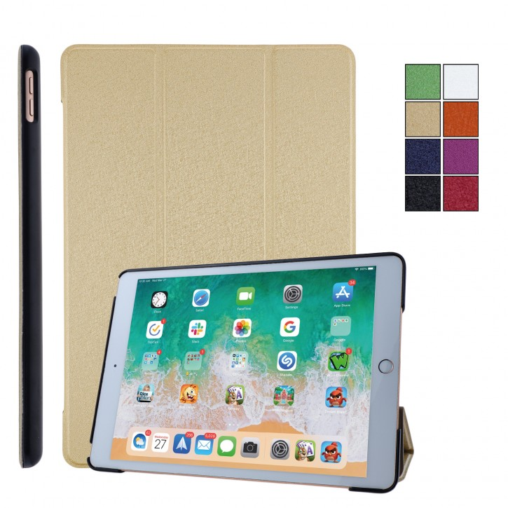 COOVY® Ultra Slim Cover für Apple iPad 10.2 (Model 2019) Smart Schutzhülle Case Hülle mit Standfunktion und Auto Sleep/Wake up |