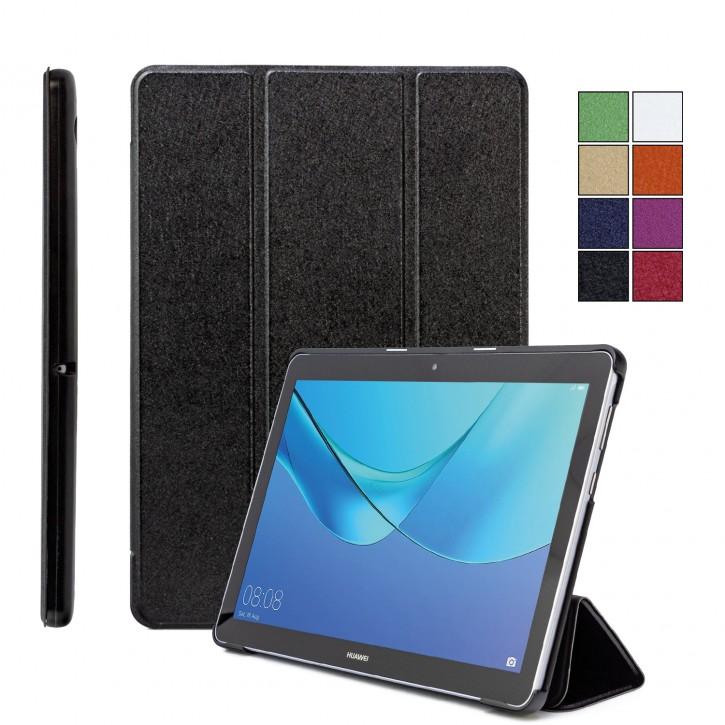"""COOVY® Ultra Slim Cover für Huawei MediaPad T3 10 (9.6"""") Smart Schutzhülle Case Hülle mit Standfunktion  """