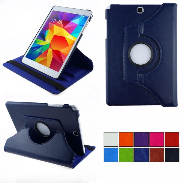 COOVY® 2.0 Cover für Samsung Galaxy Tab A 9.7 SM-T550 SM-T551 SM-T555 Rotation 360° Smart Hülle Tasche Etui Case Schutz Ständer Auto Sleep/Wake up |