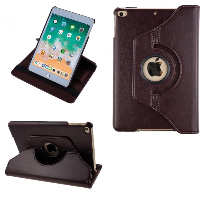 COOVY® Cover für Apple iPad mini 4 (Model 2015) Rotation 360° Smart Hülle Tasche Etui Case Schutz Ständer Auto Sleep/Wake up |