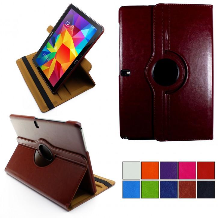 COOVY® 2.0 Cover für Samsung Galaxy Note PRO 12.2 SM-P900 SM-P901 SM-P905 Rotation 360° Smart Hülle Tasche Etui Case Schutz Ständer |