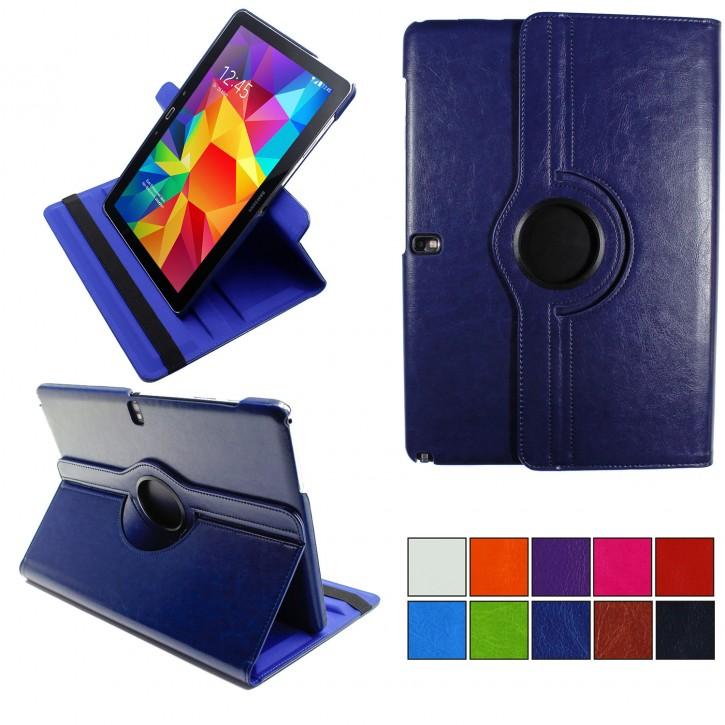COOVY® 2.0 Cover für Samsung Galaxy Note PRO 12.2 SM-P900 SM-P901 SM-P905 Rotation 360° Smart Hülle Tasche Etui Case Schutz Ständer