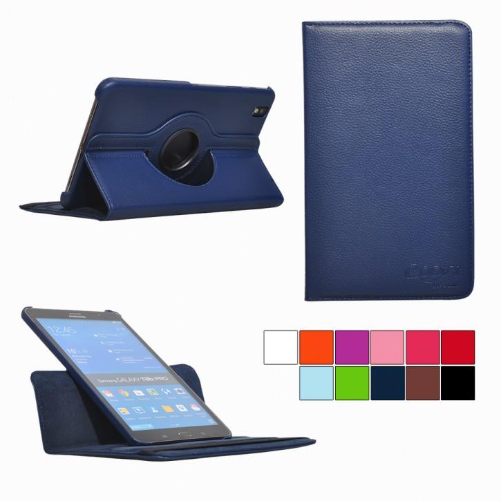COOVY® Cover für Samsung Galaxy TAB PRO 8.4 SM-T320 SM-T321 SM-T325 Rotation 360° Smart Hülle Tasche Etui Case Schutz Ständer Auto Sleep/Wake up