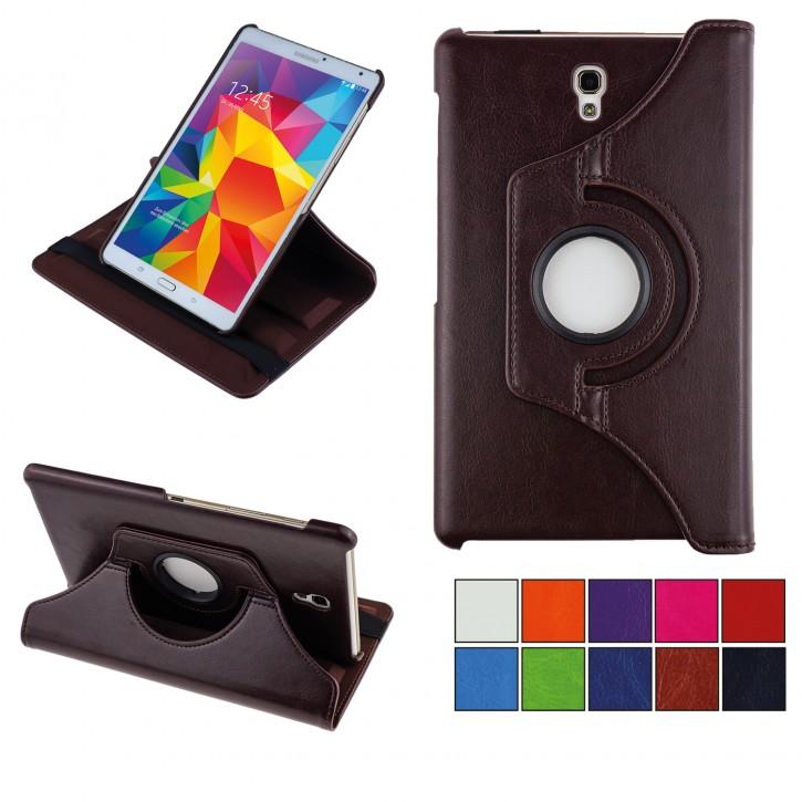 COOVY® 2.0 Cover für Samsung Galaxy TAB S 8.4 SM-T700 SM-T701 SM-T705 Rotation 360° Smart Hülle Tasche Etui Case Schutz Ständer |