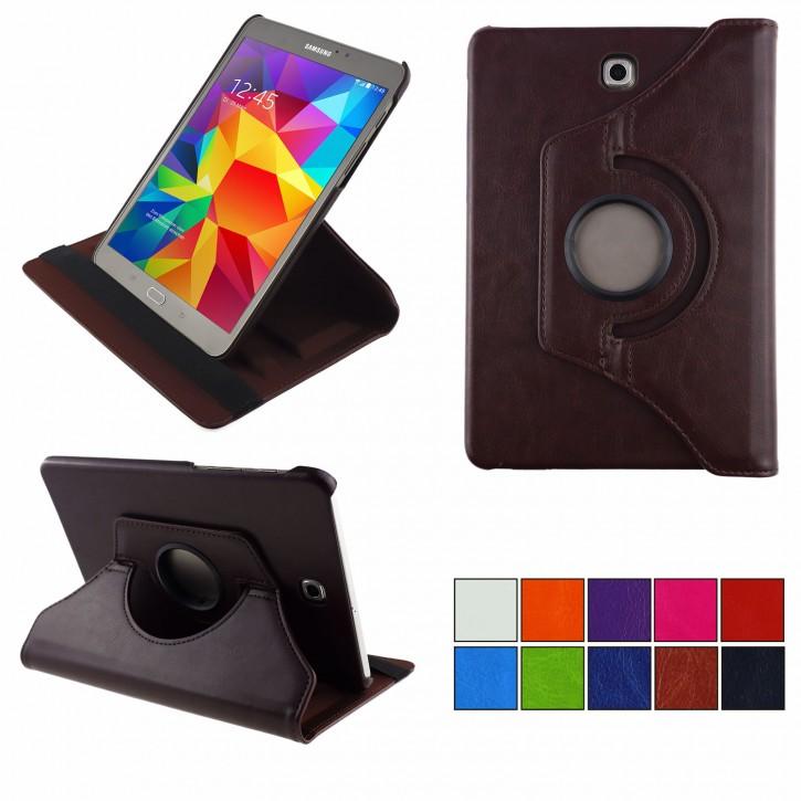 COOVY® 2.0 Cover für Samsung Galaxy Tab S2 8.0 SM-T710 SM-T713 SM-T715 Rotation 360° Smart Hülle Tasche Etui Case Schutz Ständer Auto Sleep/Wake up |