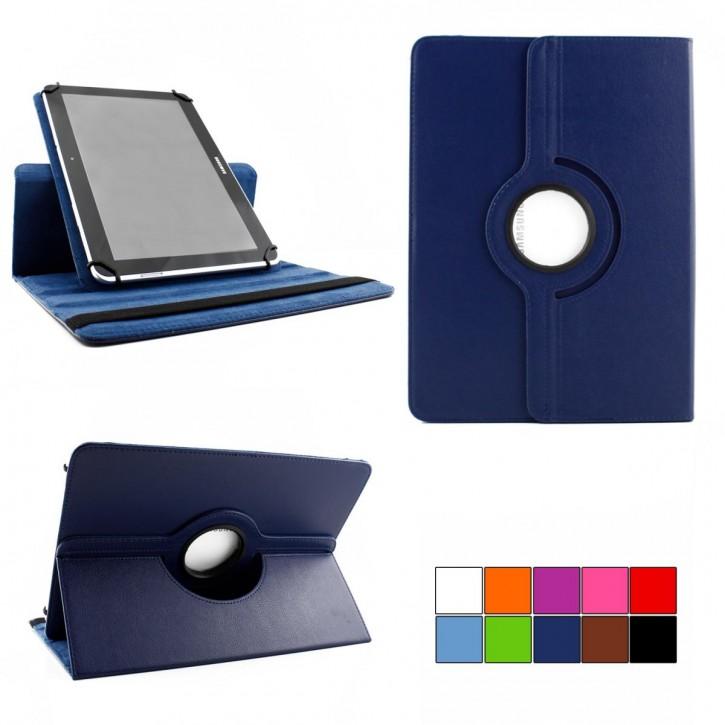 COOVY® 360° Rotation Cover Universal für alle 7 / 8 / 8.4 Zoll Tablet Modelle Hülle Tasche Etui Case Schutz Ständer UNIVERSAL 7 / 8