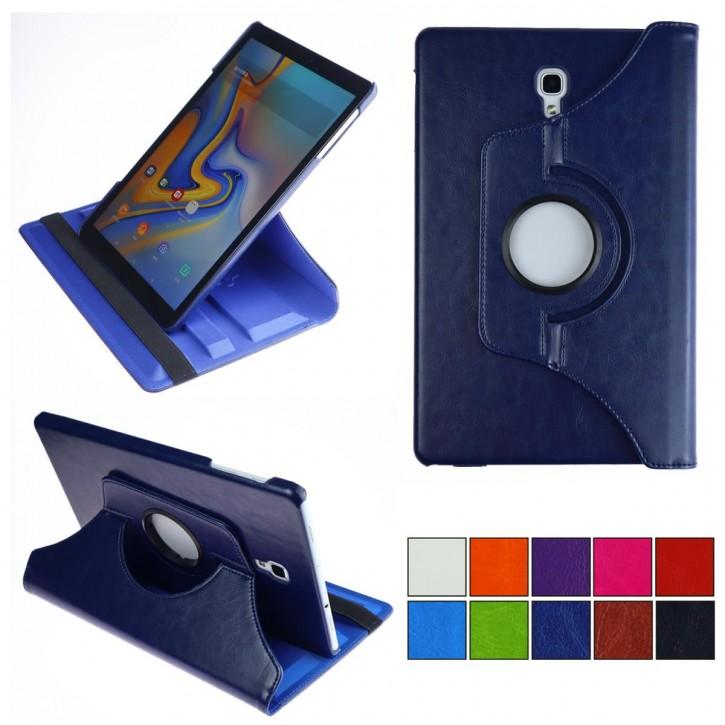 COOVY® 2.0 Cover für Samsung Galaxy TAB A 10.5 SM-T590 SM-T595 Rotation 360° Smart Hülle Tasche Etui Case Schutz Ständer Auto Sleep/Wake up |