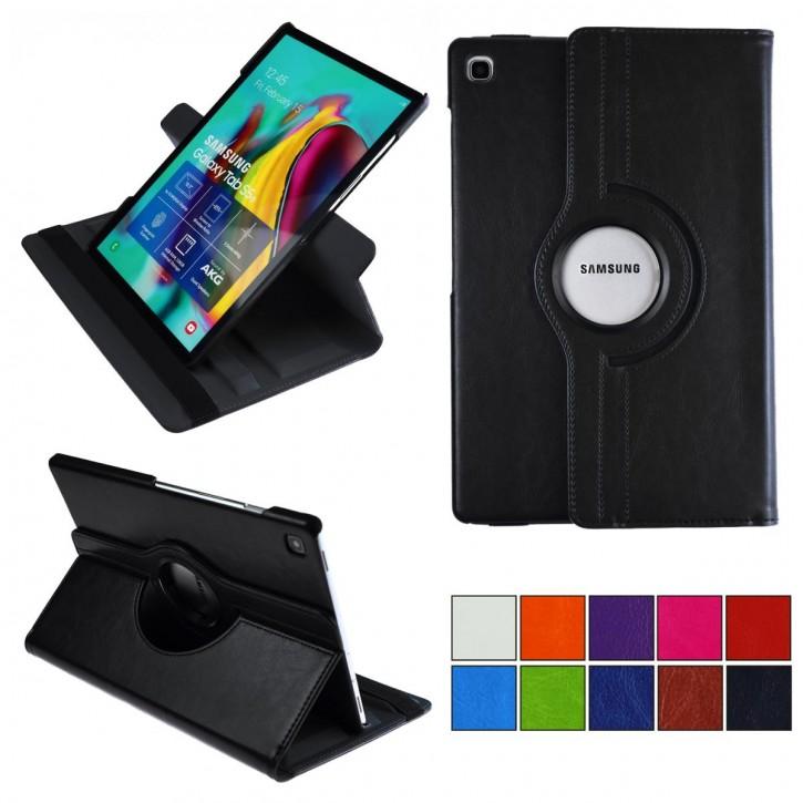 COOVY® 2.0 Cover für Samsung Galaxy TAB S5e 10.5 SM-T720 SM-T725 Rotation 360° Smart Hülle Tasche Etui Case Schutz Ständer Auto Sleep/Wake up |