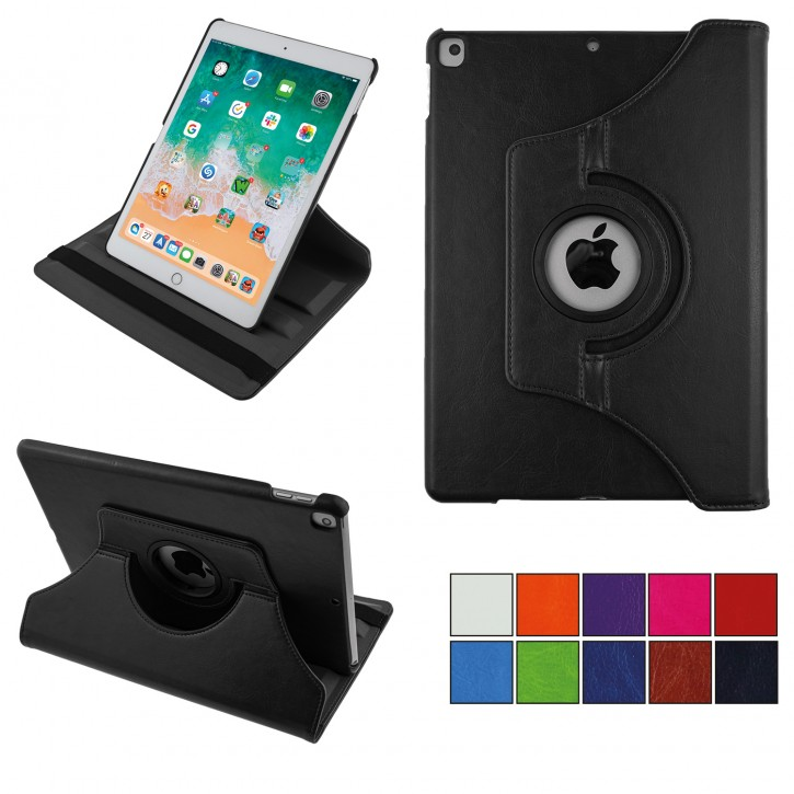 COOVY® 2.0 Cover für Apple iPad 10.2 (Model 2019) Rotation 360° Smart Hülle Tasche Etui Case Schutz Ständer Auto Sleep/Wake up |