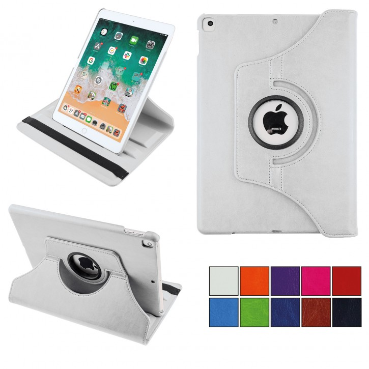 COOVY® 2.0 Cover für Apple iPad 10.2 (Model 2019) Rotation 360° Smart Hülle Tasche Etui Case Schutz Ständer Auto Sleep/Wake up |