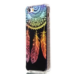 d409df50273 ... COOVY® Funda para Apple iPhone 5 / 5s / SE ultraligera, diseño  colorido, ...