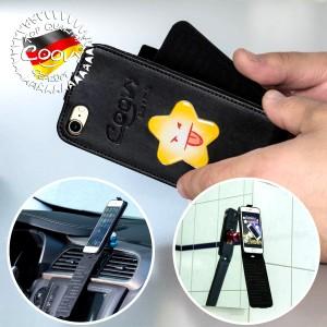 COOVY® Handyhalterung Magnet Universal Auto Halterung KFZ Halter für iPhone 11 pro max X XS XR 8 7 6s 6 Samsung Galaxy Note S10 S9 S8 S8 S6 Huawei, jedes Smartphone, GPS bronze