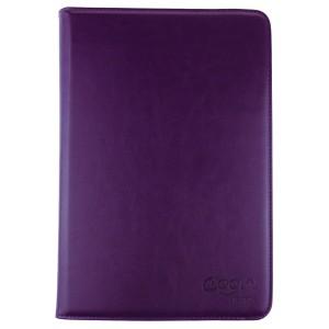 COOVY® Cover für Samsung Galaxy Note 10.1 GT-N8000 GT-N8010 GT-N8020 Rotation 360° Smart Hülle Tasche Etui Case Schutz Ständer | Farbe lila