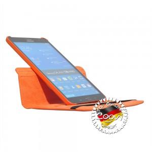 COOVY® Cover für Samsung Galaxy TAB PRO 8.4 SM-T320 SM-T321 SM-T325 Rotation 360° Smart Hülle Tasche Etui Case Schutz Ständer Auto Sleep/Wake up | Farbe orange